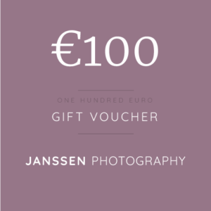 €100 Gift Voucher | Professional Photography | Bray
