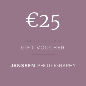 €25 Gift Voucher | Professional Photographer | Bray