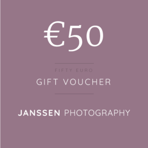 €50 Gift Voucher | Professional Photography | Bray