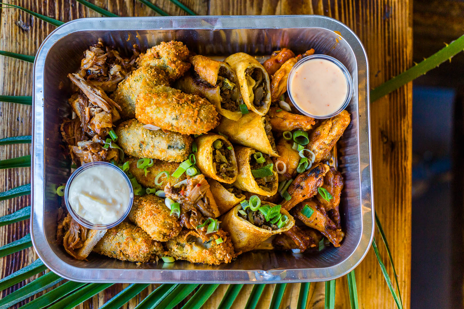 Food in a takeaway container | Personal Brand Photography